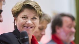 Im Bundeshaus respektiert – im Wallis kritisiert