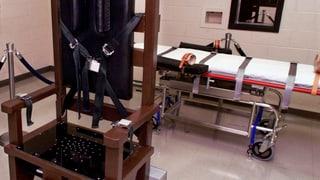 «Todesstrafe ist ein Instrument der politischen Repression»