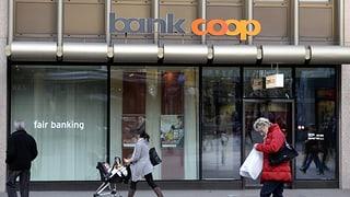 Daten-Debakel bei Bank Coop: «Nur wenige Kunden kündigen»