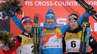 Tour de ski: Dario Cologna sin il podest