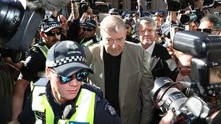 Berufungsverfahren gegen Kardinal Pell hat begonnen
