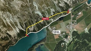 Chantun preschenta nov project per via segira Segl-Malögia