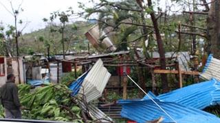 Zyklon «Pam» über Vanuatu: Hauptstadt Port Vila verwüstet