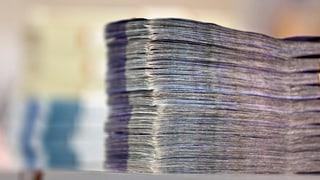 Die Staatsrechnung 2013 lanciert die Spardebatte 2014