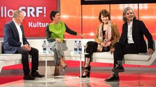 SRF Kultur öffnet sich Hörerinnen und Hörern (Artikel enthält Bildergalerie)