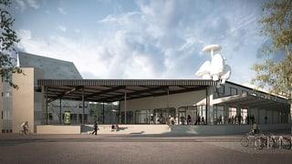 Neues Ausstellungshaus für elektronische Kunst in Basel