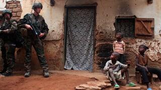 Zahlreiche Tote bei Gefechten in Zentralafrika