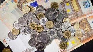 Euro auf Talfahrt: Die Folgen für den Franken