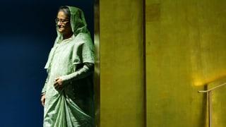 Sheikh Hasina steht vor einer weiteren Amtszeit