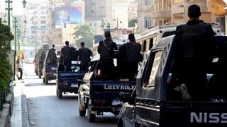 Weitere Eskalation in Ägypten unausweichlich