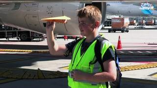 Mach mit beim Papierflieger-Wettbewerb!