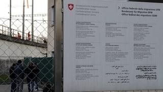 10'000 dumondas d'asil damain che l'onn passà