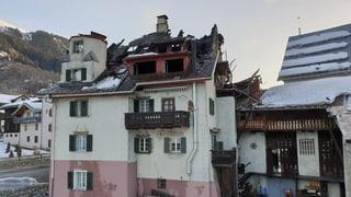 «Casa Carigiet» a Trun – in bajetg sut protecziun