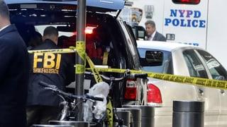 Demokratische Politiker erhalten Paketbomben