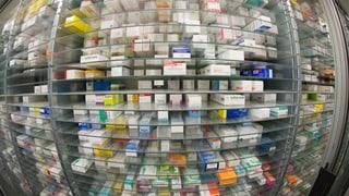 Bund öffnet Antibiotika-Pflichtlager