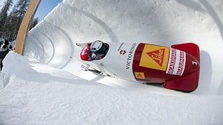 In St. Moritz Schwung für Sotschi holen