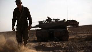 Israel und Hamas einigen sich auf neue Waffenruhe