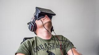 Oculus: Investoren hauchen der Virtual–Reality–Brille Leben ein