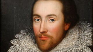 Auch nach 450 Jahren liegt die Person Shakespeare im Dunkeln