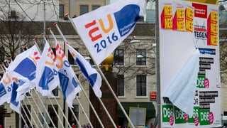 «Nee» zum EU-Abkommen mit der Ukraine