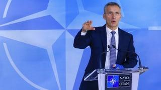 Nato stärkt türkische Luftabwehr