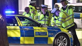 Grossbritannien erhöht Terrorwarnstufe auf «kritisch»