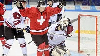 Schweizer U20-Nati mit gutem WM-Start