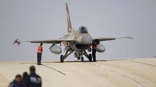 Israel fliegt Luftangriffe in Syrien (Artikel enthält Video)