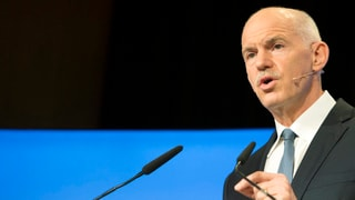 Papandreou schliesst zweiten Schuldenschnitt nicht aus