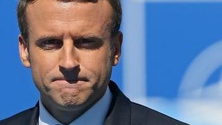 Emmanuel Macron hofft auf ein starkes Mandat für seine Partei in der Nationalversammlung. Holt La Republique en Marche das absolute Mehr?