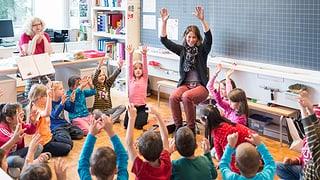 Klares Verdikt: Tiefe Löhne stressen Lehrer