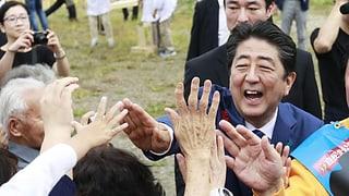 «Die Nordkorea-Krise spielte Abe in die Hände»