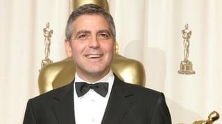 So «schön» kann George Clooney singen