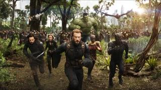 «Avengers: Infinity War»: Wieviele Helden verkraftet ein Film?