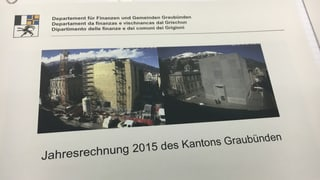 In plus enstagl d'in minus – il quint 2015 dal Grischun