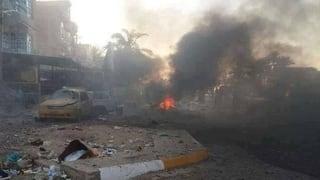 «Offener Krieg»: Terrorwelle im Irak