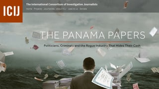 «Panama Papers»: Alles online – alles legal?