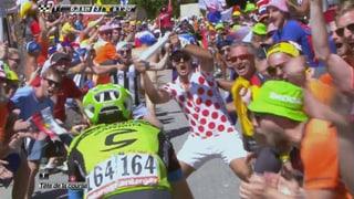 Die Königsetappe der Tour de France