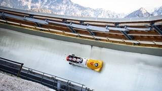 Wintersport: Rico Peter auf dem Podest