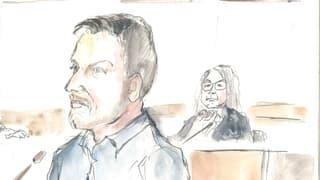 Basler Randalierer zu 16 Monaten bedingt verurteilt