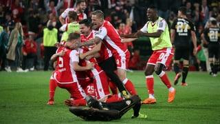 Union Berlin steigt erstmals in die Bundesliga auf