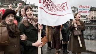 Den Kampf ums Frauenstimmrecht – meisterhaft erzählt