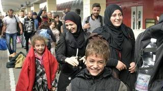 6'500 fugitivs arrivan en l'Austria
