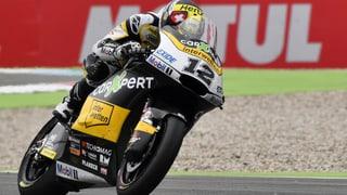 Moto 2: Tom Lüthi crudà ora