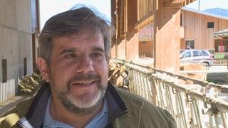 Bruno Cathomas: «Turnar en Surselva na giess betg»