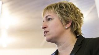 Die Grüne Partei versagt Valérie Piller Carrard (SP) die Unterstützung