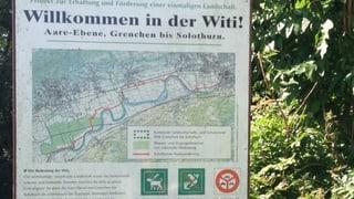 Witi-Schutzzone Grenchen soll «ungeschmälert» geschützt werden