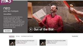 SRG lanciert Plattform für zeitgenössische Musik aus der Schweiz (Artikel enthält Audio)