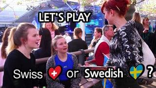 «Swiss or Swedish?» – das Quiz zur Schweiz und zu Schweden