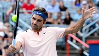 Federer stürmt in den Montreal-Final – nun wartet Zverev
